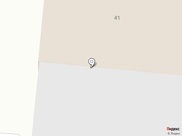 Альком на карте Альметьевска