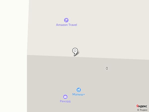 Шансон, FM 96.7 на карте Альметьевска