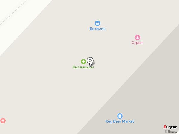 KEG на карте Набережных Челнов