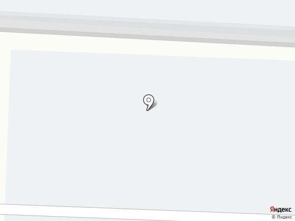 Автостоянка на ул. Автомобилистов на карте Альметьевска