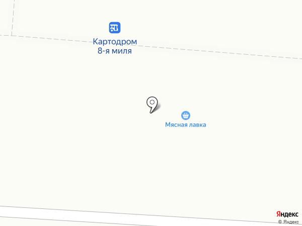 Алтын ай на карте Альметьевска