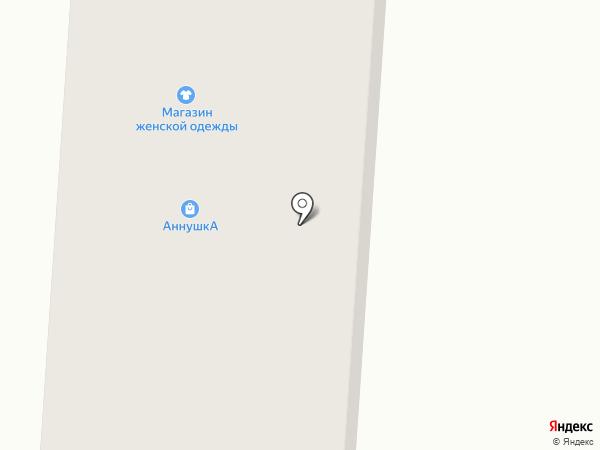 Магазин текстиля на ул. 8 марта на карте Альметьевска