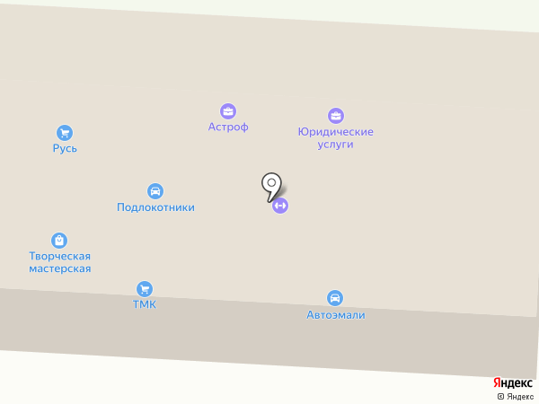 ТМК Инструмент на карте Альметьевска