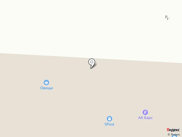 BRUNO на карте Альметьевска