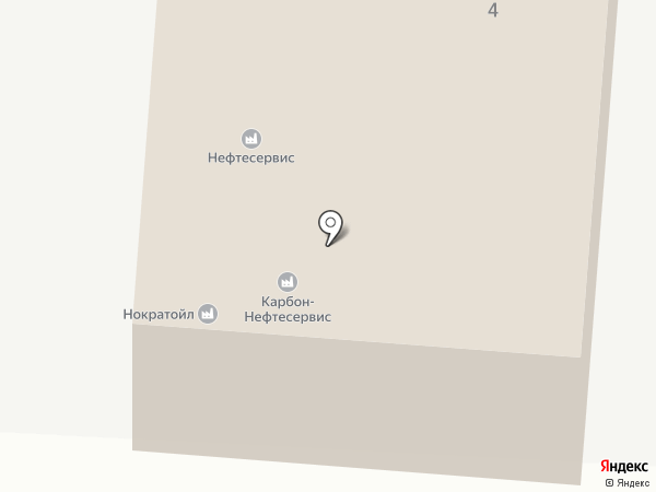 Нефтесервис, ЗАО на карте Альметьевска