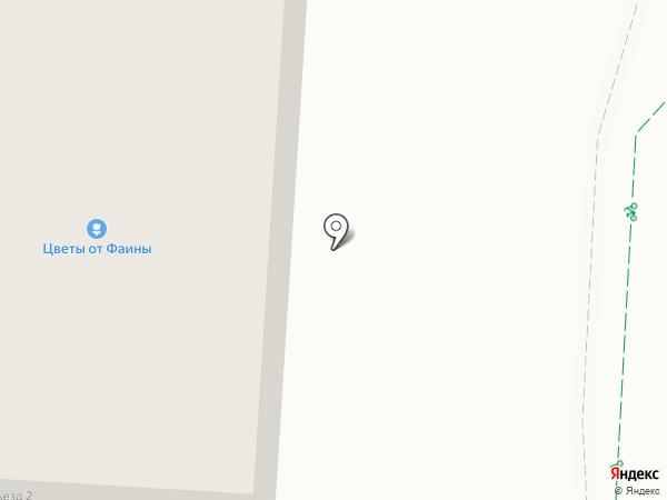 Герда на карте Альметьевска