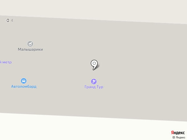 ЦЕНТРОФИНАНС ГРУПП на карте Альметьевска