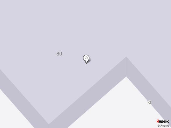 Детский сад №58, Шаян нэнилэр на карте Альметьевска