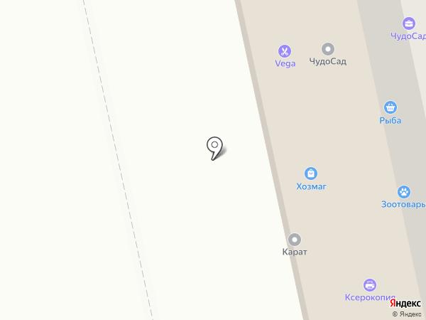 Магазин хозяйственных товаров и посуды на карте Набережных Челнов