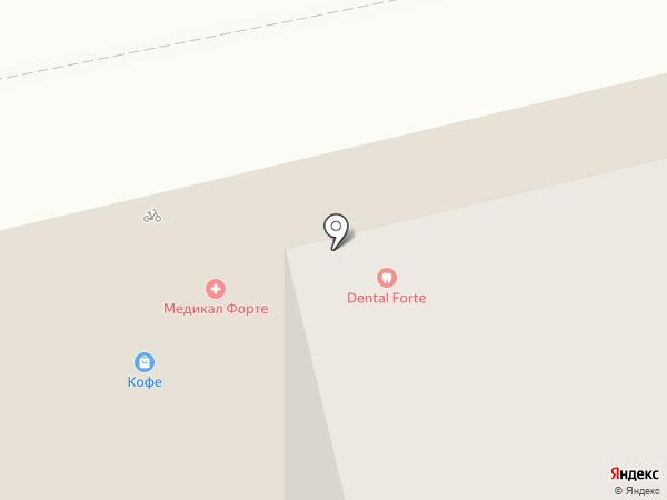 Банкомат, Камский коммерческий банк на карте Набережных Челнов