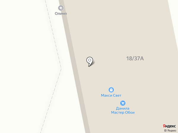 ЖЭУ-18 комплекс на карте Набережных Челнов