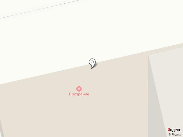 Салон оптики на карте Набережных Челнов