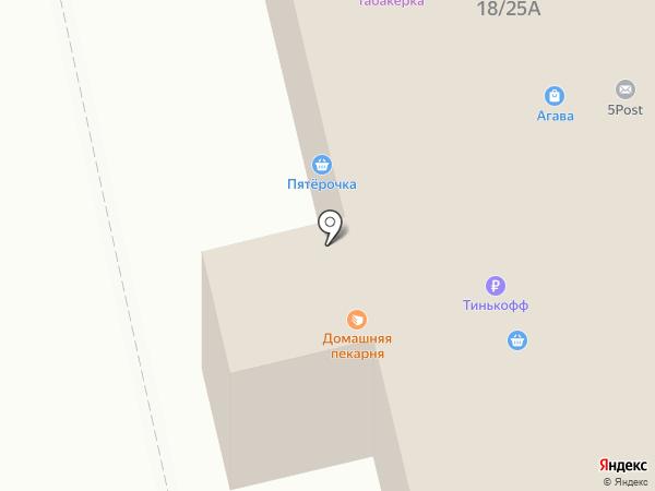 Магазин по продаже рыбы на карте Набережных Челнов