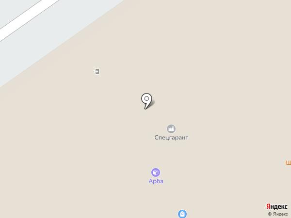 Металлокровля на карте Набережных Челнов