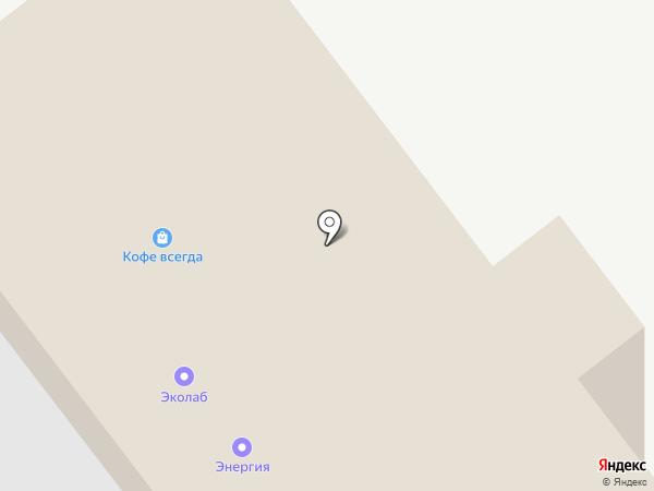 Теплоснаб на карте Набережных Челнов