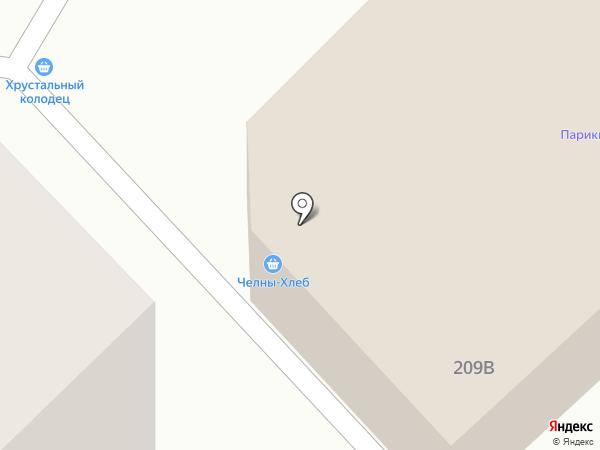 OleOil на карте Набережных Челнов