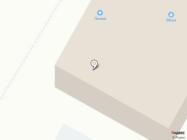 Сантехника+ на карте Набережных Челнов