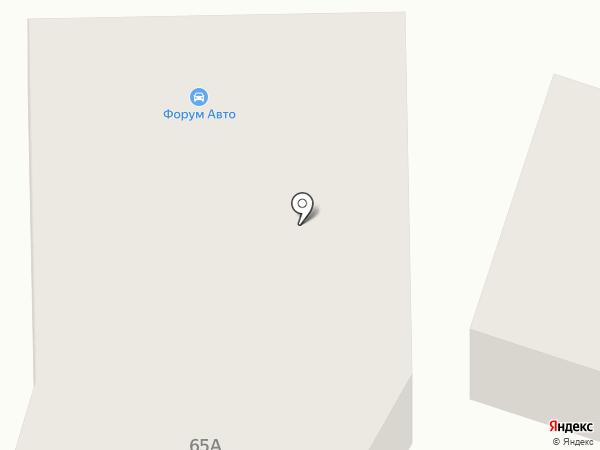 Forum Auto на карте Альметьевска