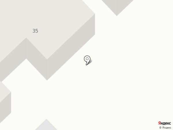 Мастер Марин на карте Набережных Челнов