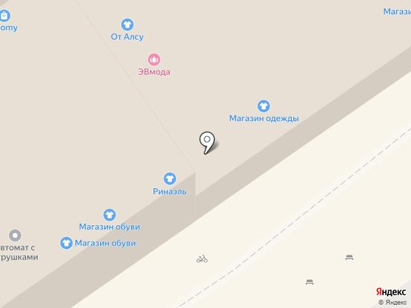 Банкомат, АК Барс банк, ПАО на карте Набережных Челнов