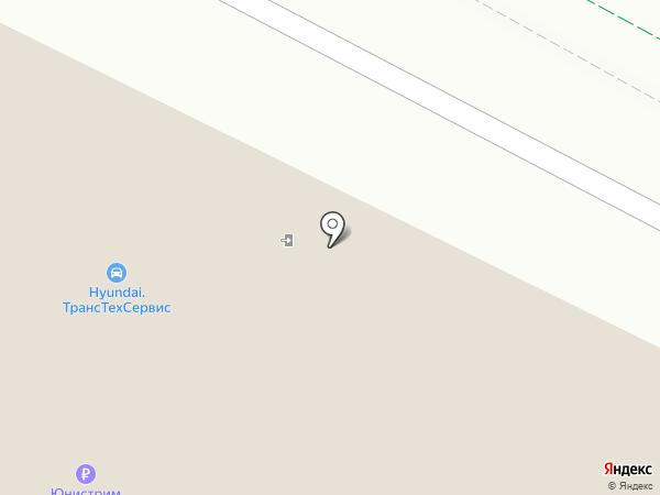 ТТС на карте Альметьевска