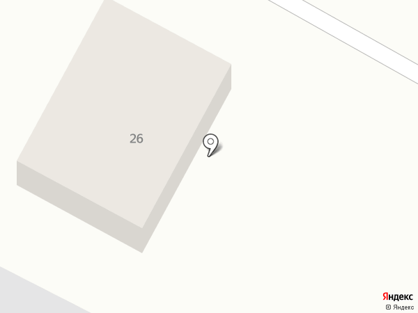 Модерн на карте Набережных Челнов