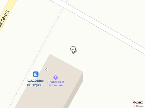 Минимаркет на карте Набережных Челнов