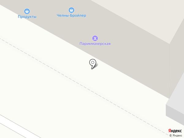 Infinity beer на карте Набережных Челнов