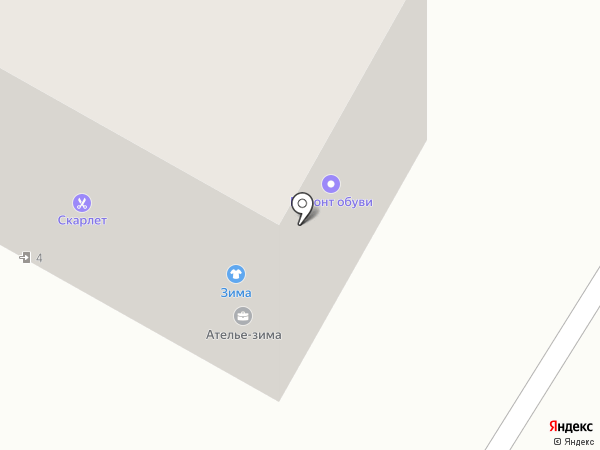 Софос на карте Набережных Челнов