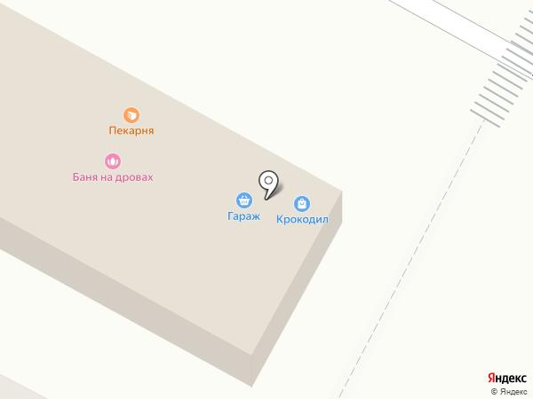 Гараж на карте Набережных Челнов