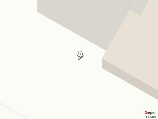 Причал на карте Набережных Челнов