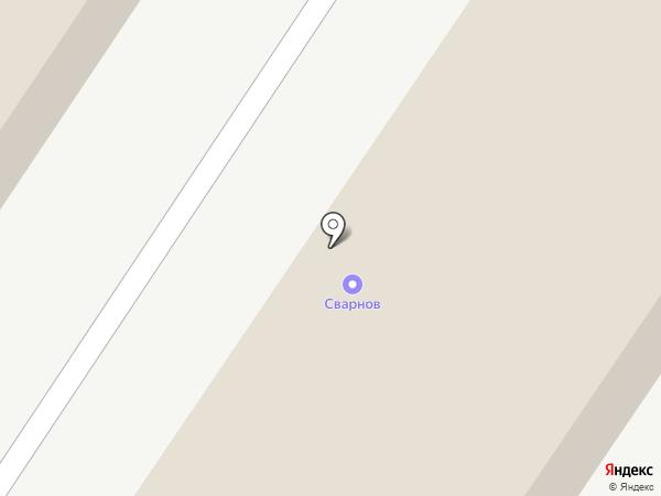 Армус на карте Набережных Челнов