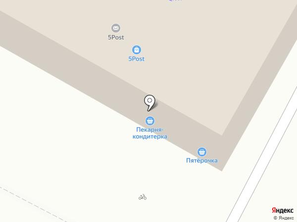 Магазин разливных напитков и табачных изделий на карте Набережных Челнов