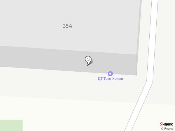 ОТК на карте Набережных Челнов