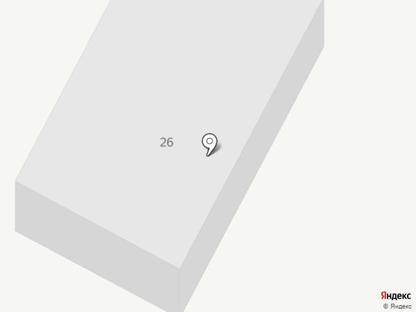 Регион на карте Набережных Челнов