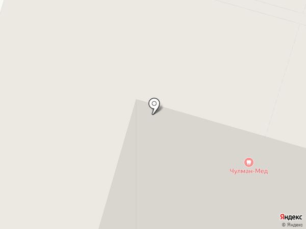 Мебель Яр на карте Набережных Челнов