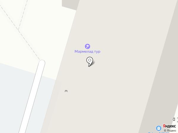 Инженер+ на карте Набережных Челнов