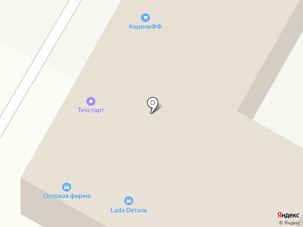 Авантайм на карте Набережных Челнов