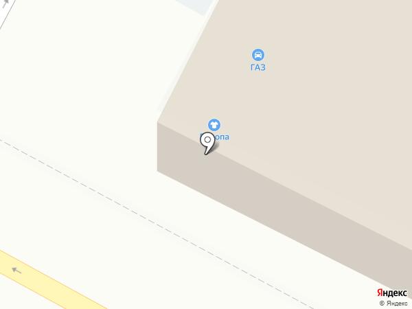 Технолад.рф на карте Набережных Челнов