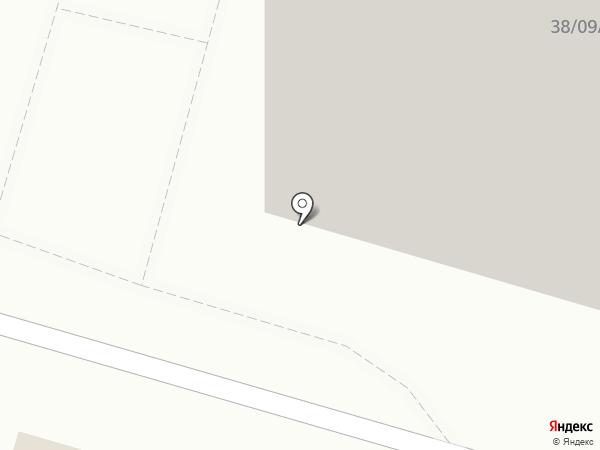 Ногтевая студия на карте Набережных Челнов