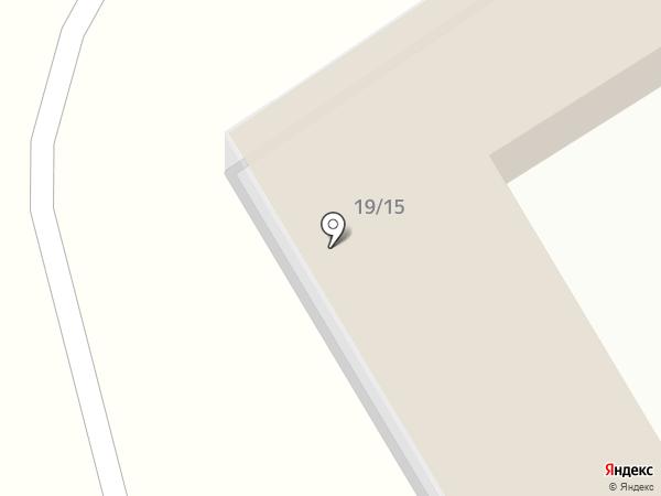 Магазин крепежа на карте Набережных Челнов