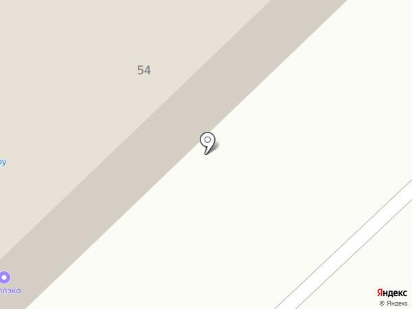 Гуманитарно-индустриальный колледж, ЧОУ на карте Набережных Челнов