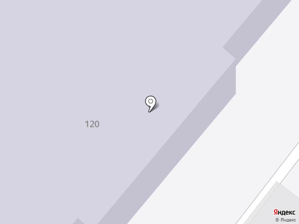 Детский сад №15, Теремок на карте Альметьевска