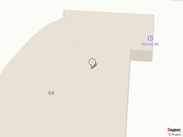 ШиноLife на карте Набережных Челнов