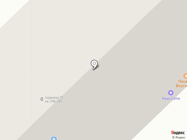 Гималаи на карте Набережных Челнов