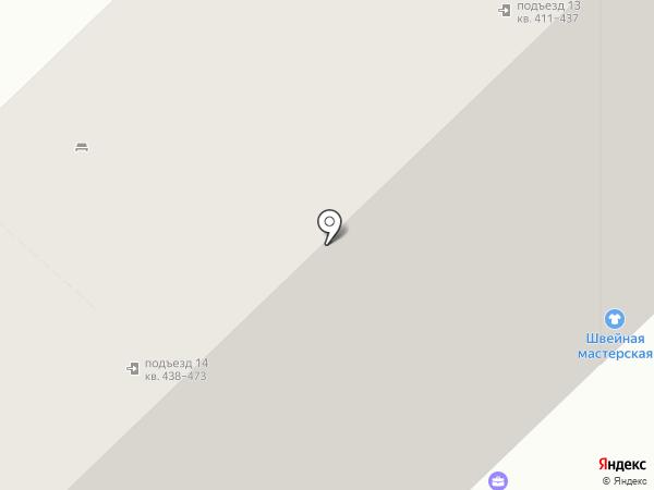 Стоматологический кабинет на карте Набережных Челнов
