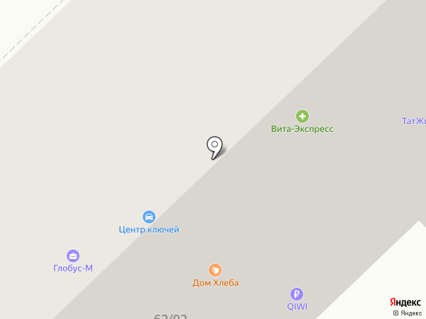 Rivedil на карте Набережных Челнов