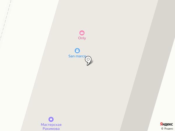 Регион Развитие на карте Набережных Челнов