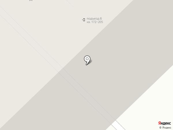 Избушка на карте Набережных Челнов