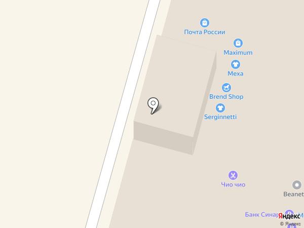 Парикмастерский магазин на карте Набережных Челнов